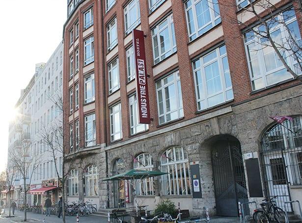 Industriepalast HoIndustriepalast Hostel Berlin Friedrichshainstel Berlin